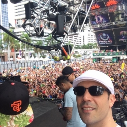 WhiteNoize at Ultra Music Festival 2014