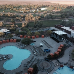 DJ at Talking Stick Resort AZ