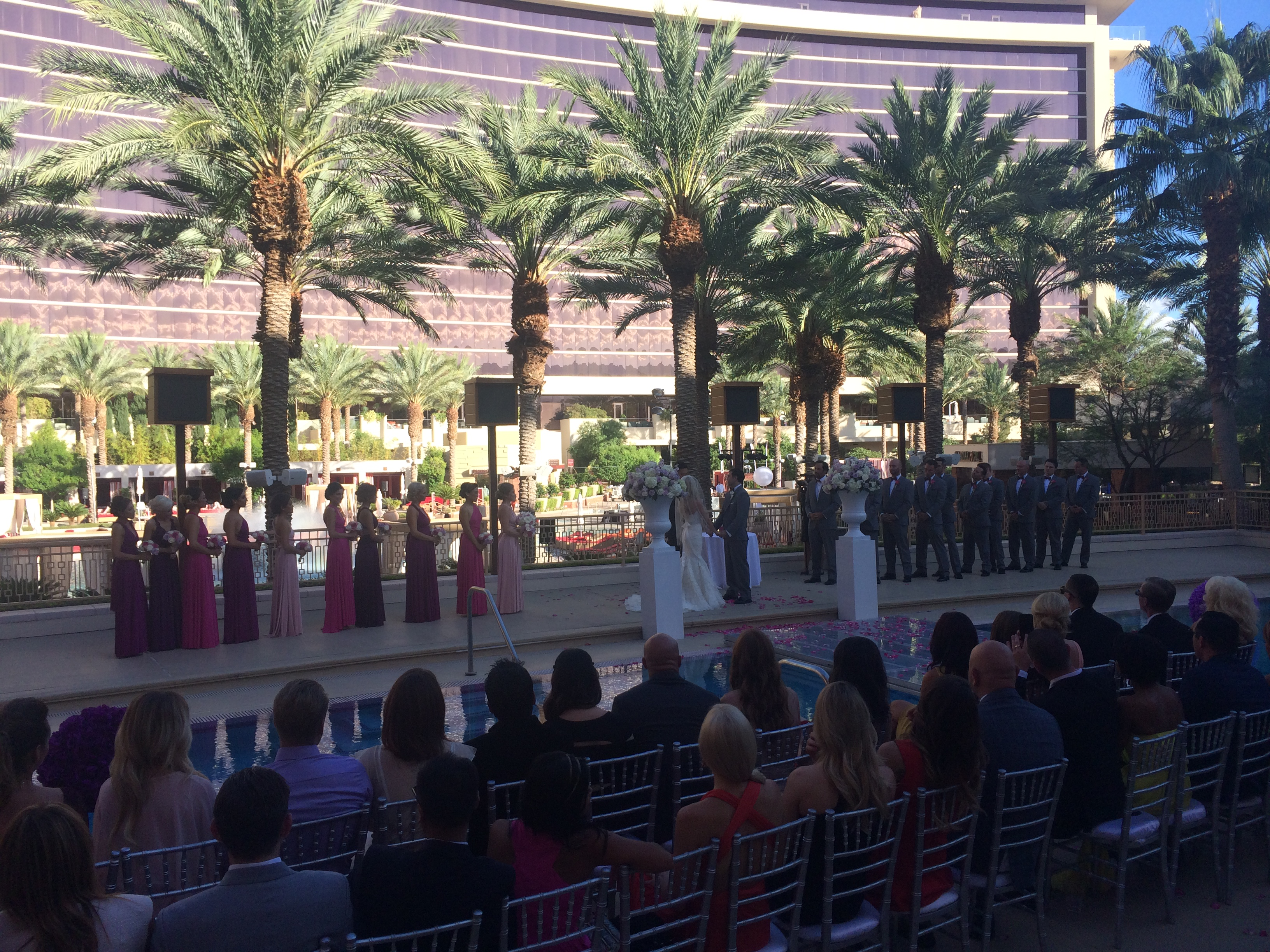 Red rock casino wedding